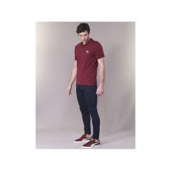 Jeansy slim fit Jack   Jones  JJILIAM. Czarne jeansy męskie relaxed fit marki Jack & Jones, l, z bawełny, z klasycznym kołnierzykiem, z długim rękawem. Za 164,30 zł.