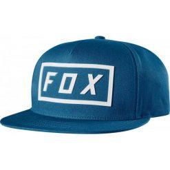 Czapki zimowe męskie: FOX Czapka Męska Niebieski Fumed