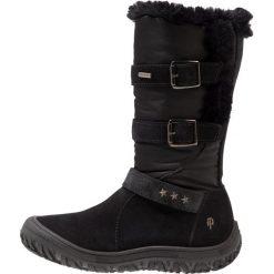 Primigi Śniegowce nero. Czarne buty zimowe chłopięce Primigi, z materiału. W wyprzedaży za 351,20 zł.