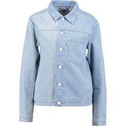 Bomberki damskie: Levi's® Line 8 L8 UNISEX TRUCKER Kurtka jeansowa l8 algebra 1