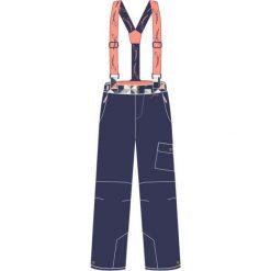 Bryczesy damskie: IGUANA Spodnie Damskie Nolani W Patriot Blue/Triangles Navy Print r. S