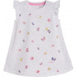 Sukienki niemowlęce: Sukienka z krótkim rękawem dla dziecka 0-3 lata