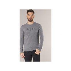 Swetry Guess  ERTONG. Szare swetry klasyczne męskie Guess, l. Za 279,20 zł.