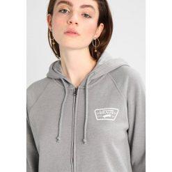Odzież damska: Vans FULL PATCH RAGLAN ZIP Bluza rozpinana grey heather