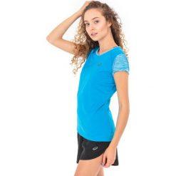 Asics Koszulka damska FuzeX Top Asics  niebieska r. M (1412558012). Niebieskie topy sportowe damskie Asics, m. Za 117,45 zł.