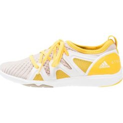 Buty do fitnessu damskie: adidas by Stella McCartney CRAZYMOVE PRO Obuwie treningowe peach rose/footwear white/super yellow