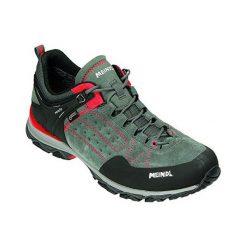 Buty trekkingowe męskie: MEINDL Buty Ontario GTX szaro-czerwone r.46 (3938)