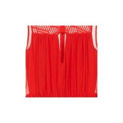 Sukienki długie BCBGeneration  LONU. Czerwone sukienki marki BCBGeneration. Za 455,20 zł.