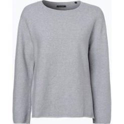 Swetry klasyczne damskie: Marc O'Polo – Sweter damski, szary