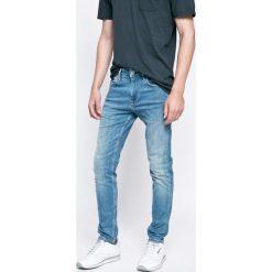 Pepe Jeans - Jeansy Nickel. Niebieskie jeansy męskie skinny Pepe Jeans. W wyprzedaży za 279,90 zł.
