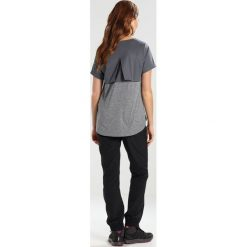 The North Face INLUX Tshirt basic vanadis grey. Różowe topy sportowe damskie marki The North Face, m, z nadrukiem, z bawełny. Za 199,00 zł.