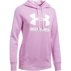 Bluzy sportowe damskie: Under Armour Bluza damska Favorite Fleece PO różowa r. M (1302360-924)