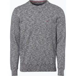 Swetry klasyczne męskie: Tommy Hilfiger – Sweter męski, niebieski