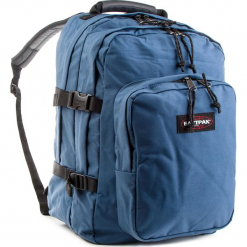 Plecak EASTPAK - Provider EK520 Planet Blue 42U. Niebieskie plecaki damskie Eastpak, z materiału. Za 339,00 zł.