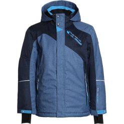 Killtec SAMAT Kurtka snowboardowa dark blue. Niebieskie kurtki chłopięce sportowe marki bonprix, z kapturem. W wyprzedaży za 383,20 zł.