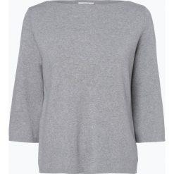 Opus - Sweter damski – Pola, szary. Szare swetry oversize damskie Opus, z dzianiny. Za 199,95 zł.