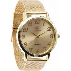 Złoty Zegarek Turn. Żółte zegarki damskie Born2be, złote. Za 39,99 zł.