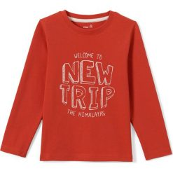 T-shirty chłopięce: T-shirt z długim rękawem 3-12 lat