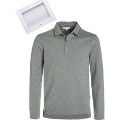 BOSS Kidswear Koszulka polo grey. Niebieskie bluzki dziewczęce bawełniane marki BOSS Kidswear. W wyprzedaży za 247,20 zł.