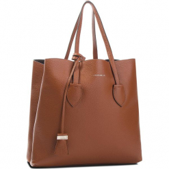 Torebka COCCINELLE - CH5 Celene E1 CH5 11 01 01 Brule/Noir 530. Brązowe torebki klasyczne damskie Coccinelle, ze skóry, bez dodatków. Za 1399,90 zł.