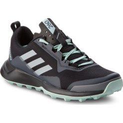 Buty adidas - Terrex Cmtk W CQ1735 Cblack/Cwhite/Ashgrn. Czarne buty do biegania damskie Adidas, z materiału, adidas terrex. W wyprzedaży za 289,00 zł.
