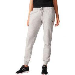 Adidas Spodnie damskie ESS Solid Pant szary r. XS (S97160). Szare spodnie sportowe damskie marki Adidas, s. Za 139,00 zł.