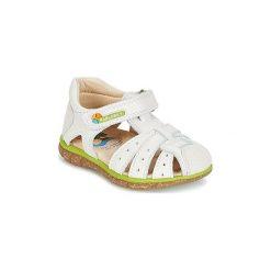 Sandały Dziecko  Pablosky  LOUPSUO. Białe sandały chłopięce Pablosky. Za 181,30 zł.
