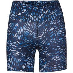 Odlo Spodnie tech. Odlo Bottom Short HELLE        - 360321 - 360321/70012/S. Szare spodnie dresowe damskie Odlo, s. Za 139,55 zł.