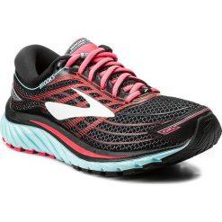 Buty do biegania damskie: Buty BROOKS - Glycerin 15 120247 1B 099  Black/Island Blue/Diva Pink