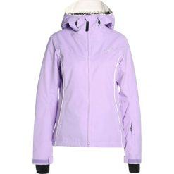 Bench BOLD SOLID JACKET Kurtka snowboardowa light purple. Fioletowe kurtki damskie Bench, xl, z materiału, narciarskie. W wyprzedaży za 543,20 zł.