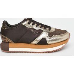 Pepe Jeans - Buty. Szare buty sportowe damskie marki adidas Originals, z gumy. Za 349,90 zł.