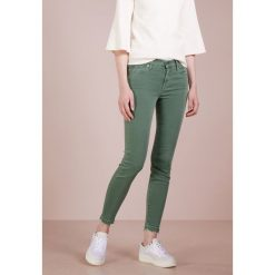 7 for all mankind ILLUSION Jeans Skinny Fit green. Zielone jeansy damskie relaxed fit 7 for all mankind, z bawełny. Za 929,00 zł.