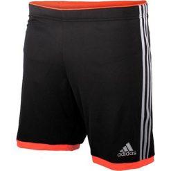 Adidas Spodenki Volzo15 czarne r. XL (S08939). Białe spodenki sportowe męskie marki Adidas, l, z jersey, do piłki nożnej. Za 23,94 zł.