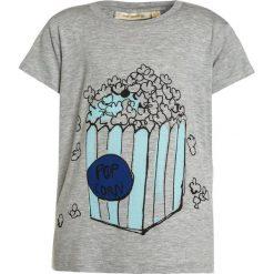 T-shirty chłopięce: Soft Gallery BASS  Tshirt z nadrukiem grey melange