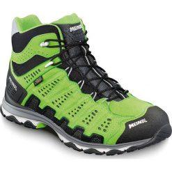 Buty trekkingowe męskie: MEINDL Buty męskie X-SO 70 Mid GTX  zielone r. 42.5 (3986/90/8,5)