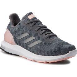 Buty adidas - Cosmic 2 B44743 Grefou/Grefou/Grethr. Czarne buty do biegania damskie marki Adidas, z kauczuku. W wyprzedaży za 199,00 zł.