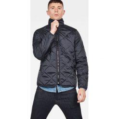 G-Star Raw - Kurtka. Czarne kurtki męskie przejściowe marki G-Star RAW, l, z materiału, retro. Za 639,90 zł.