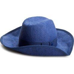 Kapelusz ARMANI JEANS - C5453 E3 18 II Blu Royal. Czarne kapelusze damskie marki Armani Jeans, z jeansu. W wyprzedaży za 309,00 zł.