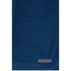 Guess Jeans - Sweter. Szare golfy męskie Guess Jeans, m, z aplikacjami, z bawełny. W wyprzedaży za 159,90 zł.