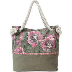 Shopper bag damskie: Torba shopper bonprix kolorowy