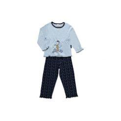 MOONLINE Girls Mini Dwuczęściowa piżama LOTTA kolor jasnoniebieski. Białe bielizna chłopięca marki Reserved, l. Za 25,50 zł.