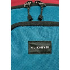 Quiksilver - Plecak. Szare plecaki męskie Quiksilver, w paski, z materiału. W wyprzedaży za 129,90 zł.