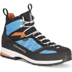 Buty trekkingowe męskie: Aku Buty męskie Tengu Lite GTX turquoise/ orange r. 38