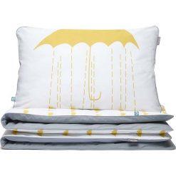 Parasole: Pościel żółte parasole