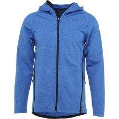 Nike Performance DRY Bluza rozpinana hyper cobalt/black. Niebieskie bluzy męskie rozpinane Nike Performance, m, z elastanu. Za 629,00 zł.