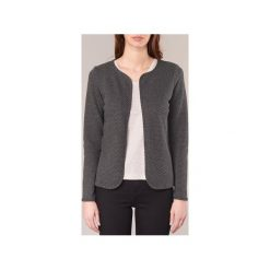 Swetry rozpinane / Kardigany Only  DIAMOND. Czarne kardigany damskie marki ONLY, l, z materiału, z kapturem. Za 89,00 zł.