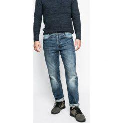 Medicine - Jeansy Human Nature. Niebieskie jeansy męskie regular marki MEDICINE. W wyprzedaży za 59,90 zł.