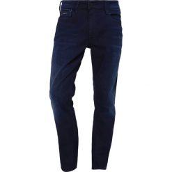 Calvin Klein Jeans SLIM STRAIGHT Jeansy Straight Leg true worn blue. Czarne jeansy męskie slim Calvin Klein Jeans. Za 419,00 zł.