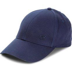 Czapka z daszkiem CALVIN KLEIN - Ck Baseball Cap Unisex K50K502533  411. Niebieskie czapki z daszkiem męskie marki Calvin Klein, z bawełny. Za 129,00 zł.