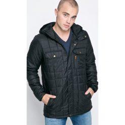 Quiksilver - Kurtka. Czarne kurtki męskie pikowane Quiksilver, m, z materiału, z kapturem. W wyprzedaży za 359,90 zł.